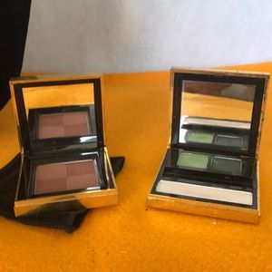 Yves Saint Laurent eye shadows & Variation Blush